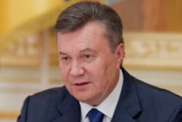Yanukovych demands impartial investigation into incident in Azov Sea