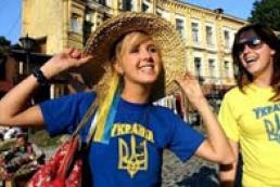 Ukrainian youth feels happy