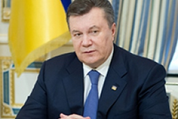 Yanukovych hopes to develop cooperation with Liberia