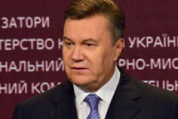 Yanukovych: Power not to allow using churches in political interests