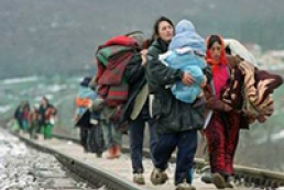 UN advises Ukraine to strengthen refugees' protection