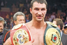 Klitschko: I let my fists do the talking only inside the ring