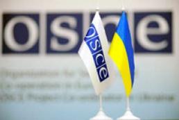 Ukraine to continue electoral law reform, OSCE hopes