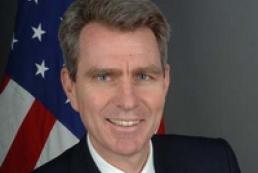 New U.S. Ambassador to Ukraine arrives