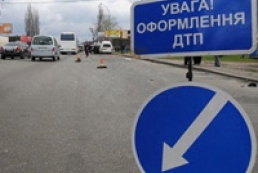 Russians, Ukrainians and Belarusians injured in road accident outside Feodosia