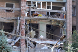Experts to define feasibility of construction of exploded building in Luhansk