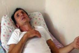 Survived Ukrainian fisherman has health problems