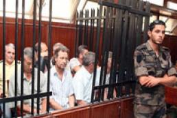 Libya Supreme Military Court cancels conviction of Ukrainians