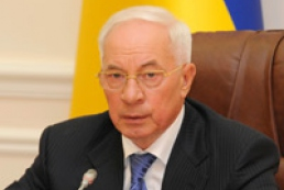 Azarov urges not to exaggerate customs problems with Russia