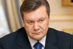 Yanukovych concerned about situation on border with Russia