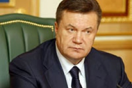 Yanukovych instructs to prepare for Holodomor commemoration