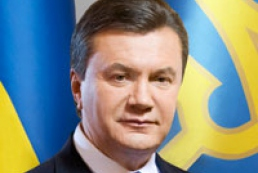 Yanukovych to pay two working visit on eve of Independence Day