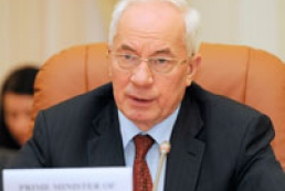 Azarov accuses Ivano-Frankivsk regional council of blocking shale gas production