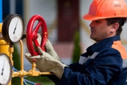 Ukraine's gas consumption fell by 3% in July