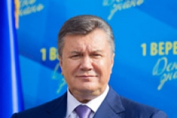 Yanukovych: Taras Shevhchenko one of Ukraine's spiritual pillars