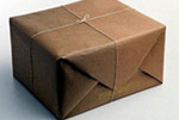Situation under control: sending parcels by mail