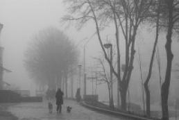 Fog to cover Ukraine tomorrow