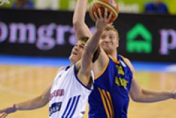 Ukraine men's basketball team goes to 2nd phase