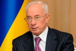 Azarov happy that state program to enhance economy works