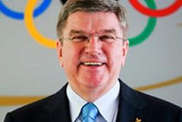 Thomas Bach elected IOC president