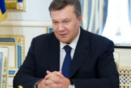 Yanukovych calls main task of state policy for 2014