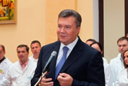 Yanukovych: Ukraine not interested in looking for enemies