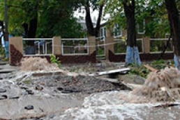 Almost 600 people evacuated due to flooding in Odesa region