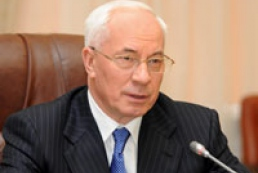Azarov instructs hold trilateral talks with EU and Russia