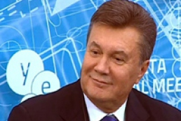 Yanukovych: Ukraine is between two