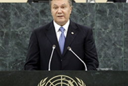 Yanukovych: Ukraine stands for accelerating modernization of UN Security Council
