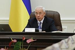 Azarov to visit Belarus on Oct. 7