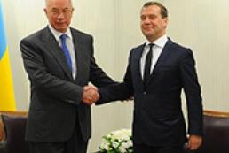 Azarov invites Medvedev to consider provisions of EU-Ukraine Association Agreement
