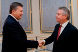 Yanukovych appreciates EC support for Kyiv's European aspirations