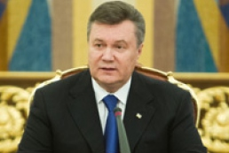 Yanukovych thanks Germany for help in European integration