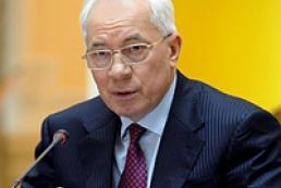 Azarov to visit Belarus