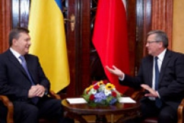 Yanukovych: Ukraine, Poland not hiding from finding solution to controversial issues
