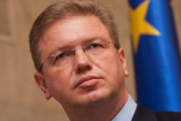 Füle: Ukraine not meets all EU requirements yet