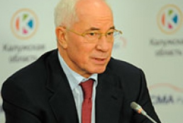 Azarov calls on Russia to use all possibilities of CIS FTA