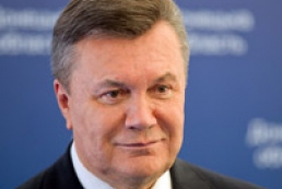 Yanukovych thanks Czech Republic for support of Ukraine's European integration