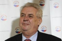Zeman invites Yanukovych to Czech Republic