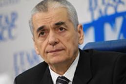 Onishchenko resigns as Rospotrebnadzor head