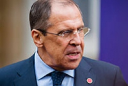 Lavrov: Ukrainians and Russians should use foreign passports to cross Russian-Ukrainian border