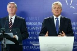 Cox and Kwasniewski to arrive in Ukraine again
