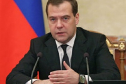 Medvedev: Ukraine's debts not create risks for gas transit to Europe