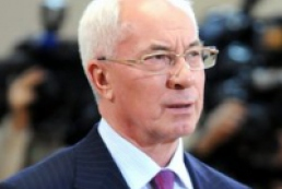 Azarov insists on creation of Adriatic gas corridor as soon as possible