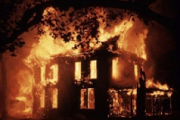 Number of house fires reduces in Ukraine