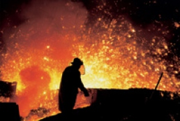 Dnipropetrovsk metallurgists increase production