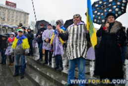 Rally participants in Maidan not to join opposition march