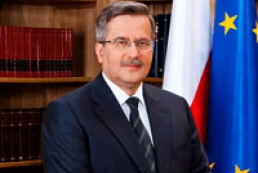 Komorowski: EU should sign AA without Tymoshenko's release