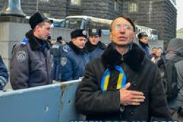 Pshonka: EuroMaidan not to be dispersed